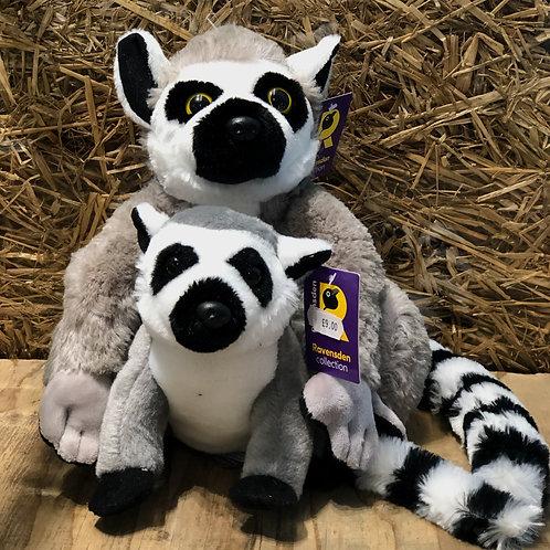 Ring-Tailed Lemur plush toy