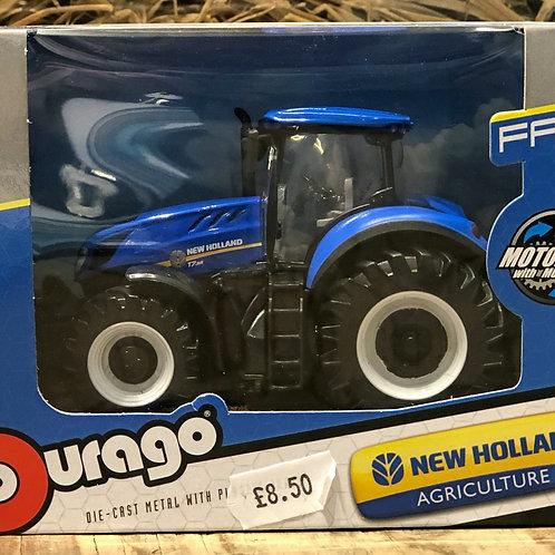 Burago New Holland Tractor