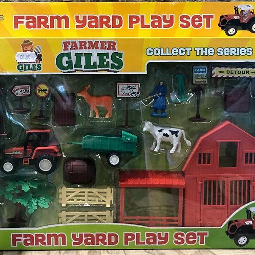 Farmer Giles Farm Playset