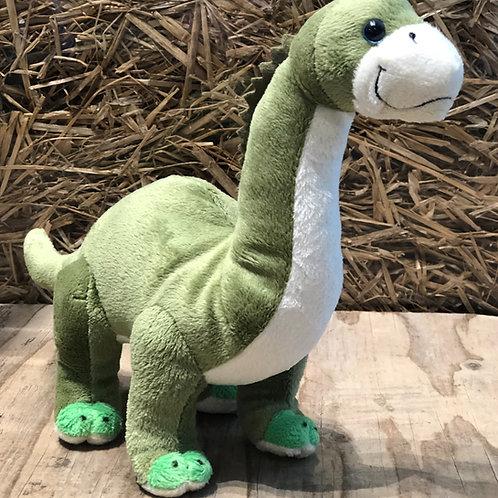 Brontosaurus Soft Toy