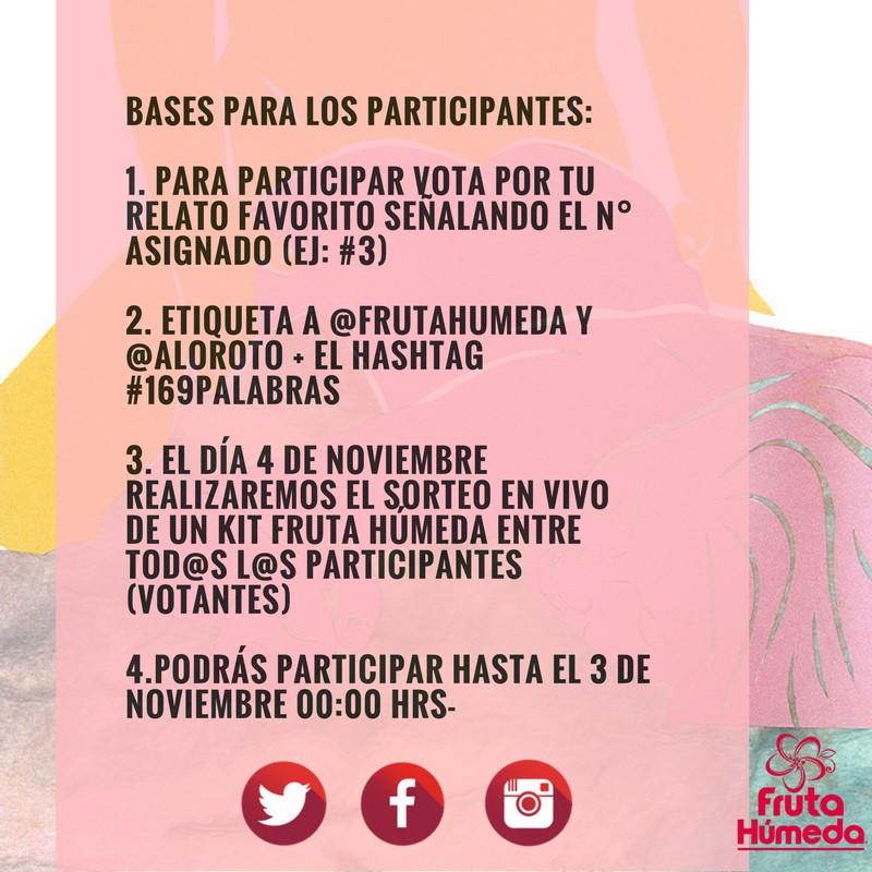 bases votos relatos eroticos #169palabras
