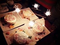 音浜ケーキ