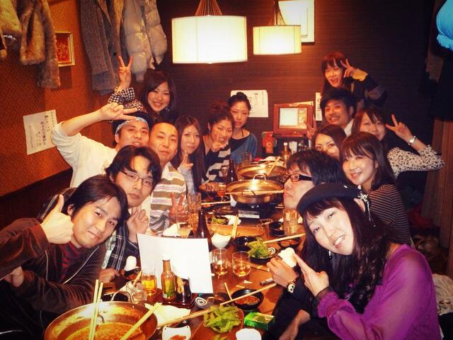2010年 飲み会