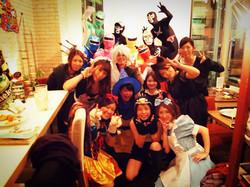 2013年 ハロウィンパーティー