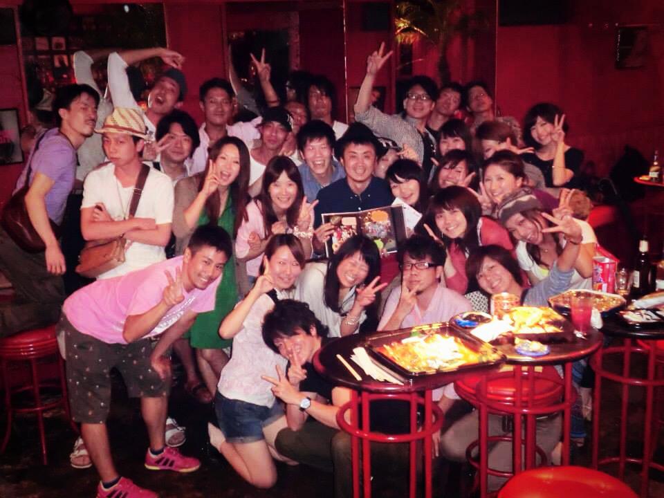 2013年 メンバー壮行会