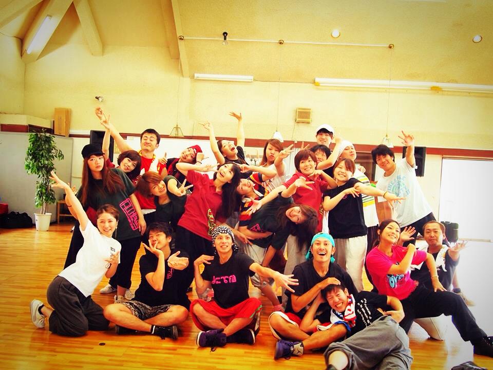 2013年 第三回夏合宿