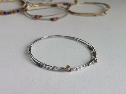 Handmade Guitar String Bracelet