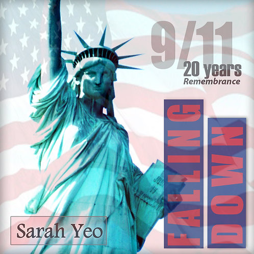 Falling Down (20 years 9/11 remembrance)pre - order