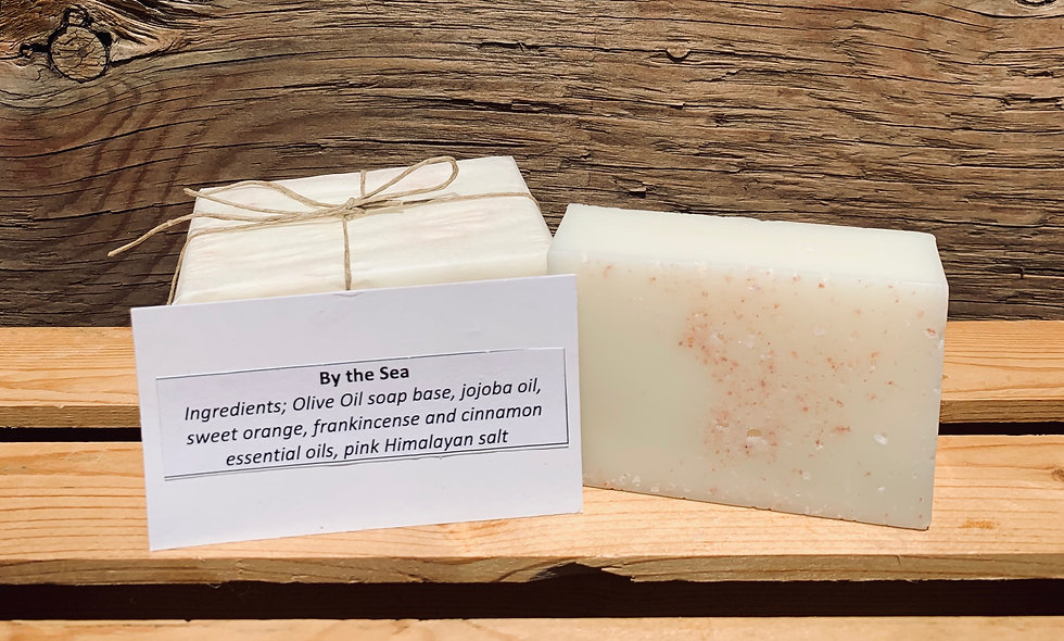 By the sea soap