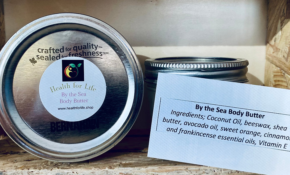 By the Sea Body Butter Large