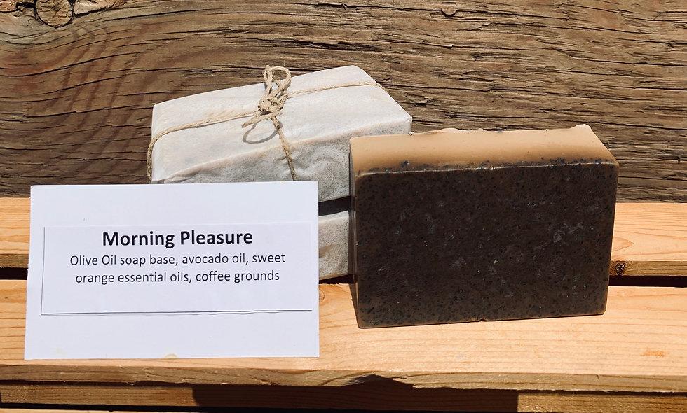 Morning Pleasure Soap