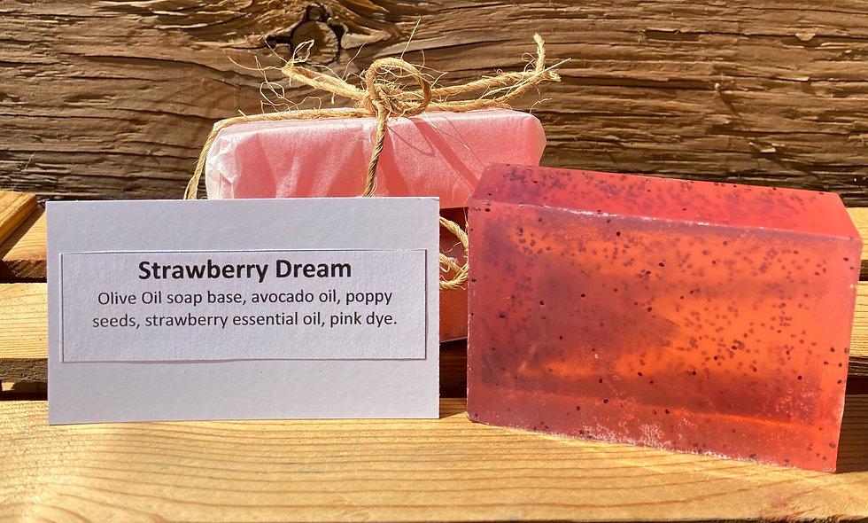 Strawberry Dream Soap