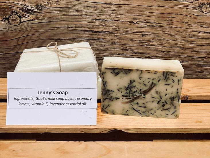 Jenny's Soap