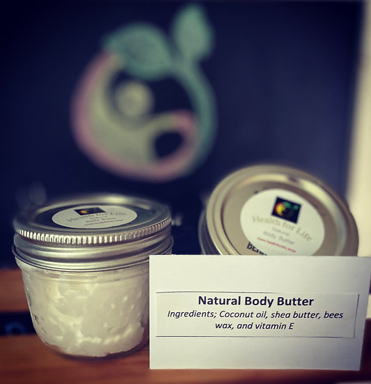 Natural Body Butter Small