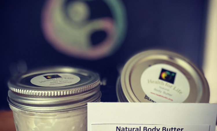 Natural Body Butter Large