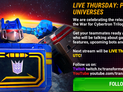 TFEW Live Stream