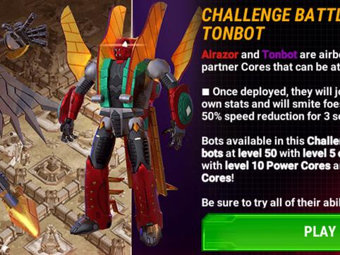 Challenge Battle