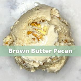 Brown Butter Pecan