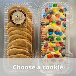 Choose a cookie.