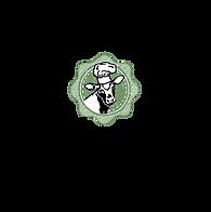 Wright's Creamery Dairy Farm Logo