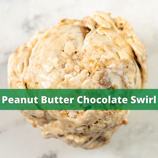 Peanut Butter Chocolate Swirl
