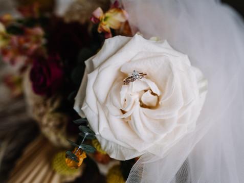 David + Katheryn Bembry | Backyard Wedding in Rudy, Arkansas