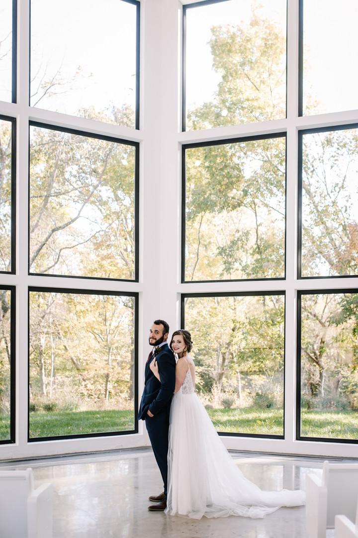 Osage House Wedding