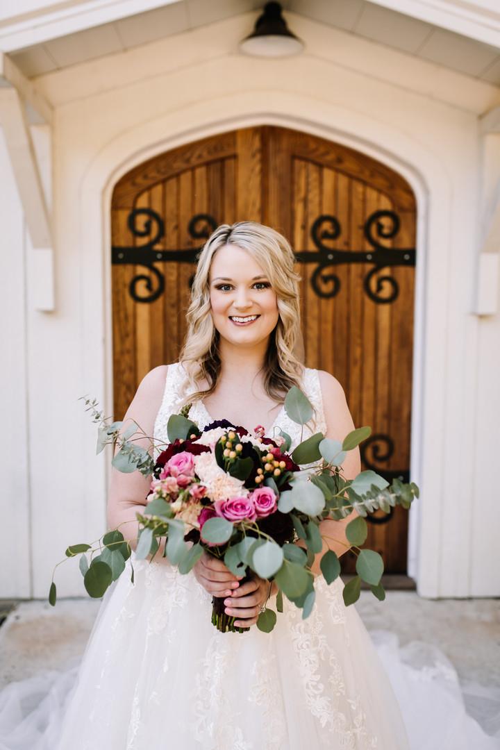 Hidden Falls Wedding in Gravette, Arkansas