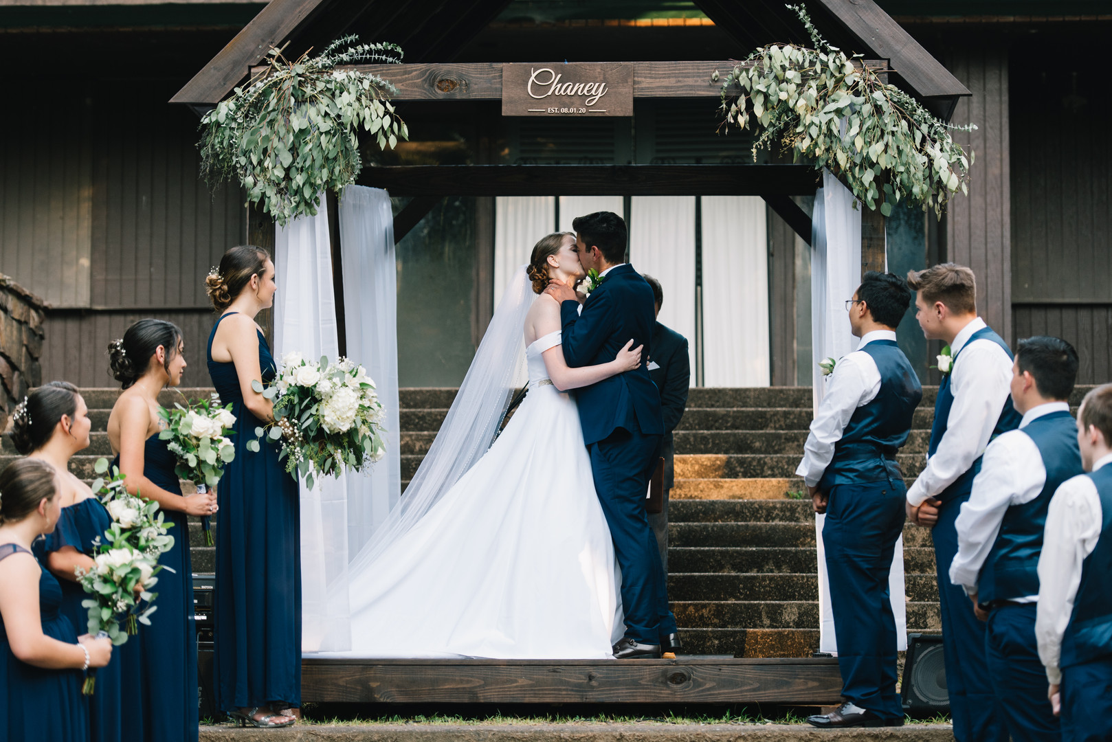 Mena Arkansas Wedding