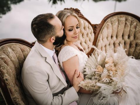 Stella Springs Wedding | Victoria & Tristin Ray
