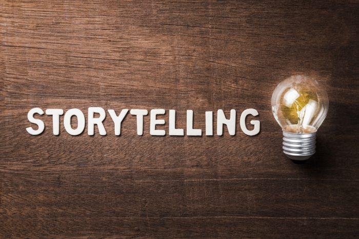 Faça o verdadeiro storytelling