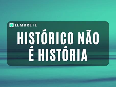 Storytelling: Histórico não é História