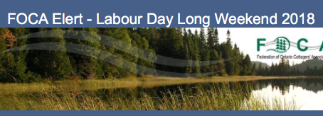Labour Day Long Weekend Elert