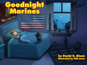 Bookshelf Spotlight: Goodnight Marines