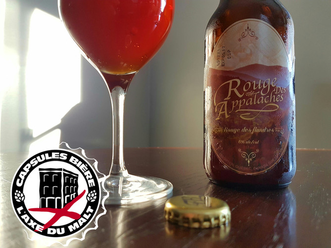 Rouge des Appalaches - Frampton Brasse