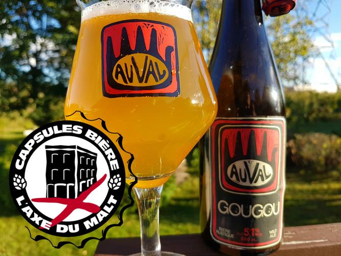 Gougou - Brasserie Auval