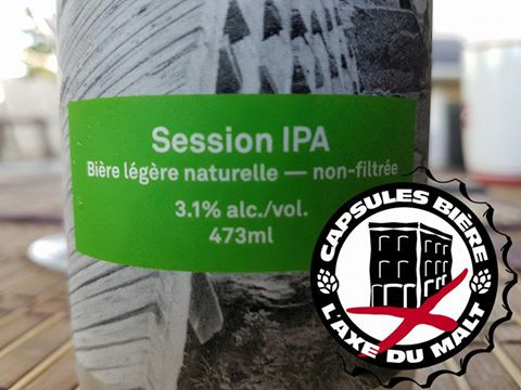 Session IPA - Riverbend