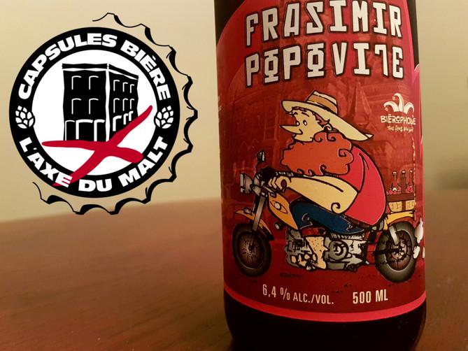 Frasimir Popovite - Brasseurs Ilimités pour Bièropholie