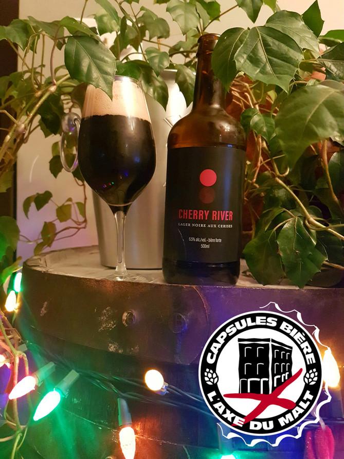 Cherry River - La Memphré Fabrique à Bière