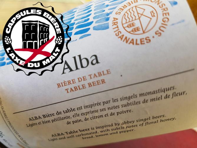 Alba - MonsRegius