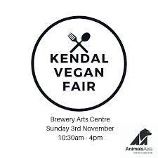 kendal Vegan Fair in the Lakes