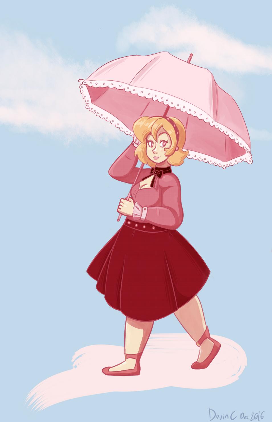 Parasol Mae