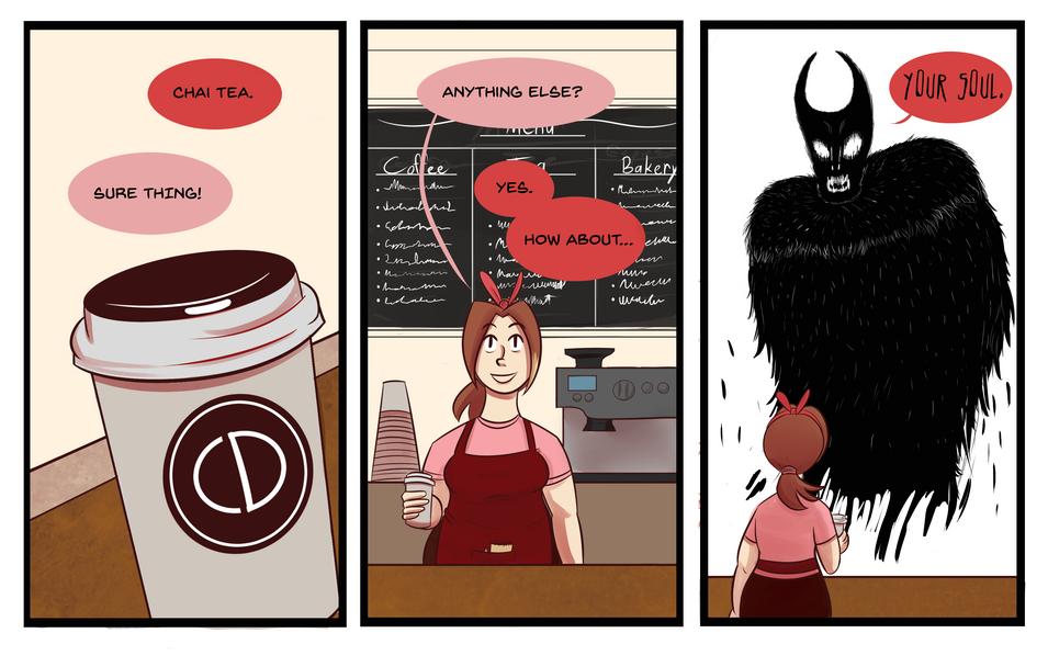 Coffee Demon 1
