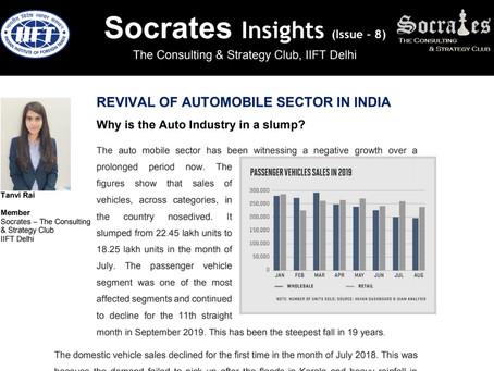 Automobile Trends!