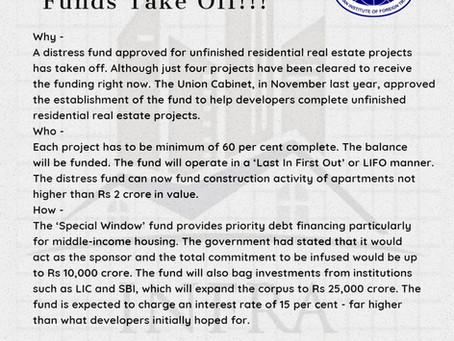 Retail Estate Distress Funds take off!