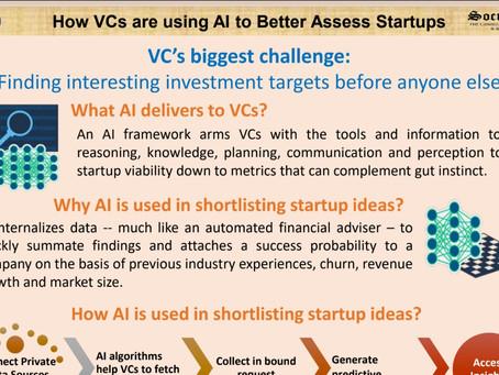 VC's using AI!
