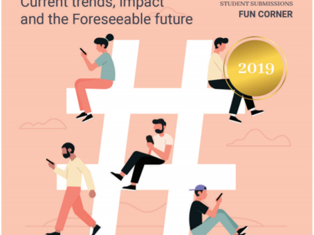 MarkDarshan - The Annual Magazine of Brandwagon, 2019