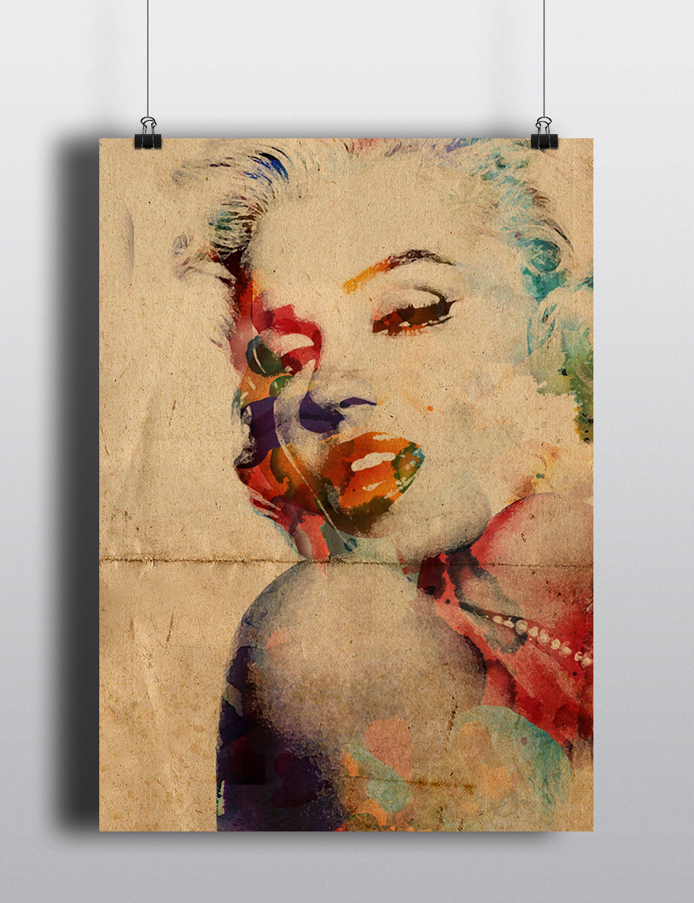 MarilynPosterMockup