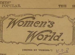 "Your KS #17: Introducing ""Pomona,"" editor of Woman's World"