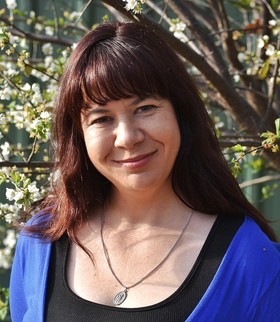 We're pleased to announce our Established Writer-in-Residence for 2022: Sasha Wasley.